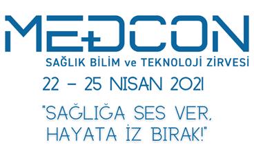 Türkiye'nin En Büyük Sağlık ve Teknoloji Zirvesi MEDCON, 22-25 Nisan Tarihlerinde Gerçekleşecek