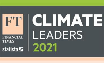 """AstraZeneca Financial Times'ın """"Avrupa'nın İklim Liderleri: 2021"""" Listesine Girdi"""