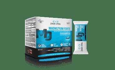 Zade Vital'den Saşe Formda Yeni Magnezyum Desteği: Magnezyum Forte