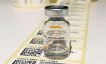 Covid-19 Aşıları Karekod Sistemiyle Kişiselleştiriliyor