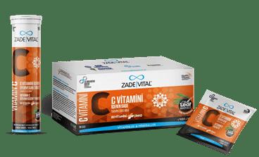 Zade Vital'den Yeni Vitamin Kaynağı!