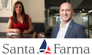 Santa Farma'da 2 Yeni Direktörlük Ataması Gerçekleşti